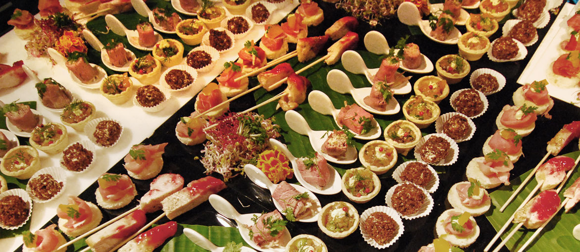 Indian Finger Food Catering